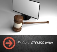 Click to endorse STEMSO letter.